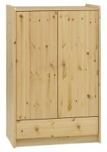 STEENS Schrank 2 Türen, 1 Schubkasten, Aus FSC®-zertifiziertem, Massivem Kiefernholz Online Kaufen